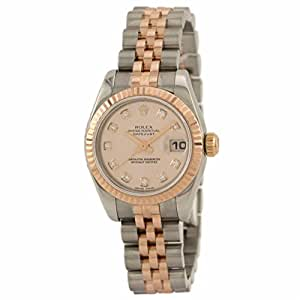 Rolex Datejust swiss-automatic female Watch 179171 (Certified Pre-owned)