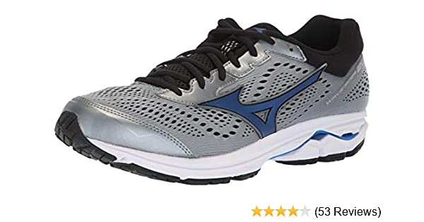 newest e9d19 c4793 Amazon.com   Mizuno Men s Wave Rider 22 Running Shoe   Running