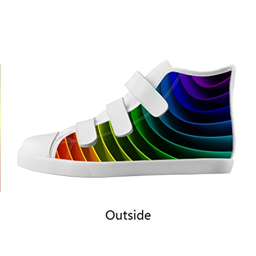 jiuduidodo-rainbow-canvas-shoes-fashion-unisex-white-velcro-high-top-sneakers