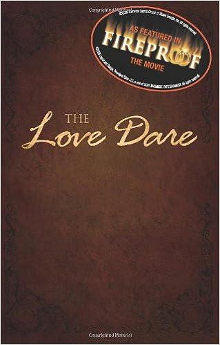 Fireproof Love Dare Book