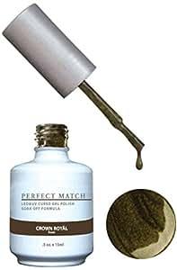 Lechat Perfect Match Gel Polish - Crown Royal [PMS75]