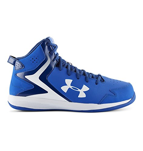 Under Armour Scarpa da Basket Lockdown Uomo TeamRoyal