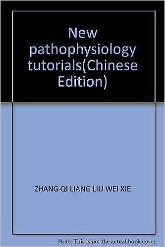 Gratis bøger downloader New pathophysiology tutorials(Chinese Edition) 7532355594 på Dansk CHM