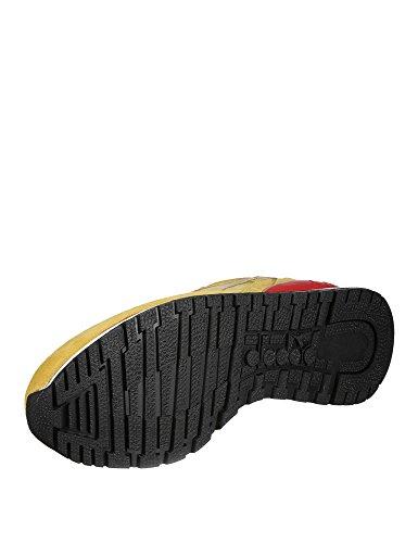 Diadora Intrepid Amaro Schuhe gelb rot