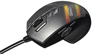 Steelseries Wow MMO Gaming Mouse - Ratón (USB, Laser, 800