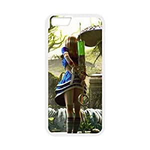iphone6 4.7 inch phone cases White Alice cell phone cases Beautiful gifts NYTR4633961