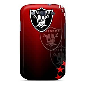 LVE8315rsVk Anti-scratch Cases Covers Richardcustom2008 Protective Oakland Raiders Cases For Galaxy S3