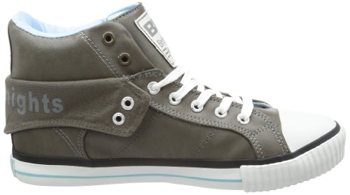 British Knights ROCO B32-3730 Damen Sneaker Grau (grey/water blue 13)