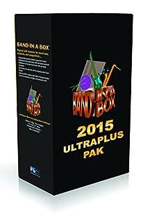 Band-in-a-Box 2015 UltraPlusPAK (Win-Portable Hard Drive) (B00U3Z5NCM) | Amazon Products