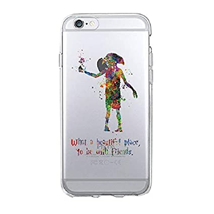 iphone 8 case harry potter dobby