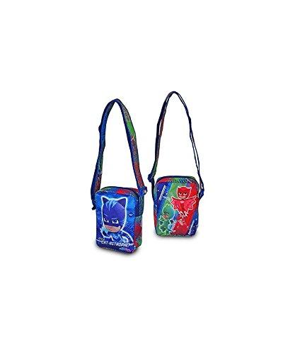 Pj Masks A96857 Mc Borsa Sportiva per Bambini, 18 cm, Multicolore