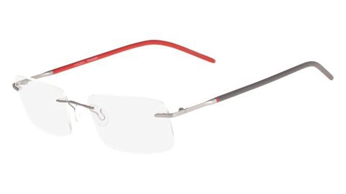 6c9eea3b68 Eyeglasses MARCHON AIRLOCK AIRLOCK ENDLESS 201 035 LIGHT GUNMETAL at ...