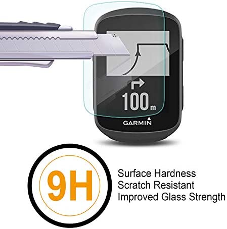 Bubble Free Anti Scratch Supershieldz for Garmin Approach G30 Tempered Glass Screen Protector 2 Pack
