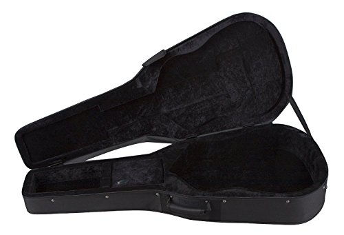 compare price dean acoustic guitar case on. Black Bedroom Furniture Sets. Home Design Ideas