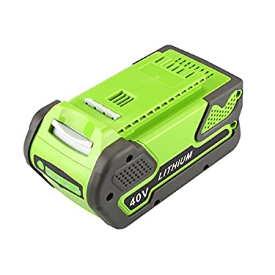 Greenwork replacement battery