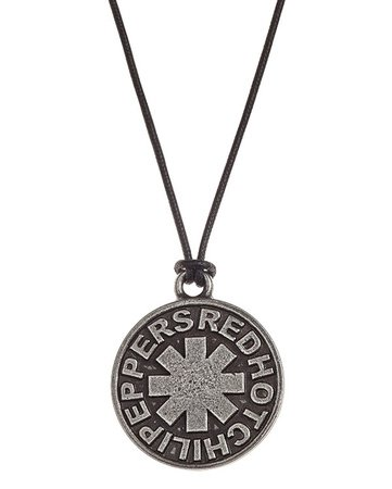Alchemy Gothic Red Hot Chili Peppers Necklace/Pendant