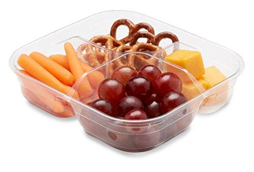 Pretzels, Cheese, Fruit & Veggie Snack Tray, 4.75 oz