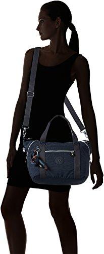 Unique Femme Blue Taille Art Portés True Kipling S Main Sacs Bleu qfwxSA0