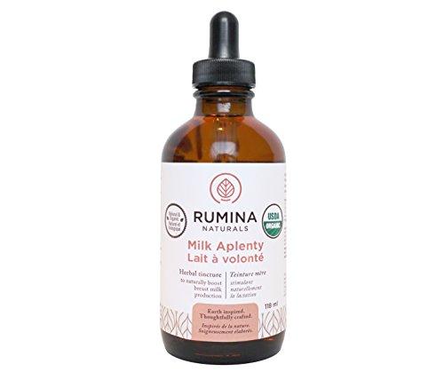 Cheap Rumina Naturals: Milk Aplenty organic herbal tincture, 4oz