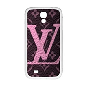 Happy LV Louis Vuitton design fashion cell phone case for samsung galaxy s4
