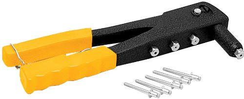 - Performance Tool W2017C Hand Riveter Set, 67-Piece