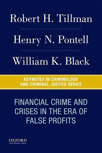 Financial Crime and Crises in the Era of False Profits (CABI CRFAS)