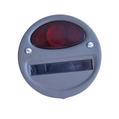 レンズ付きOmix-ADA 12403.51左テールライトアセンブリ、41-45ウィリスMB   B0030VDC1K