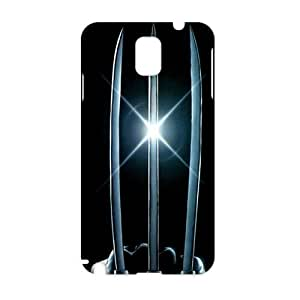 Angl 3D X-Men Origins Wolverine Phone For Case Samsung Galaxy Note 2 N7100 Cover