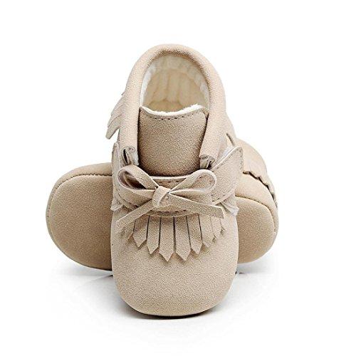 d3eac3deb8bf7 Souples Pour eacute;FilleVertKaki6 eacute;b Mois CHshe B Chaussures 12  nwPkXO80