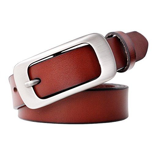 Denim Skinny Belt - 4