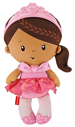 Search : Fisher-Price Princess Chime African-American Doll