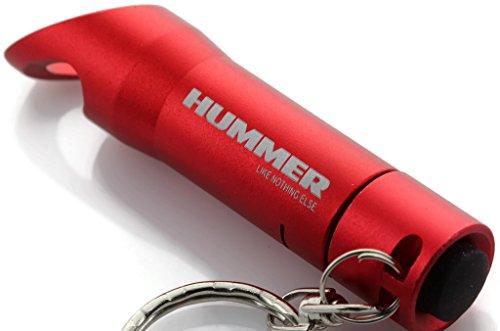 hummer h2 black keychain - 7