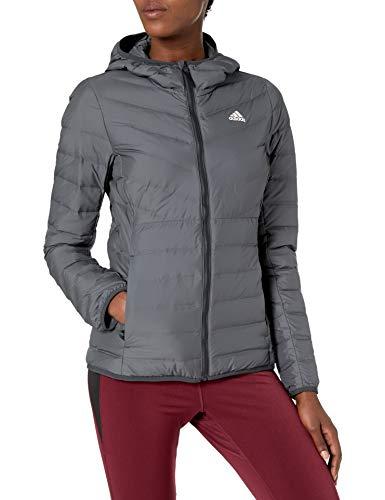 adidas outdoor Womens Varilite Soft 3-Stripe Hooded Jacket