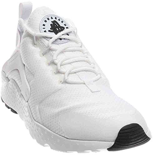 Nike Women's Air Huarache Run Ultra White/White/White/Bla...