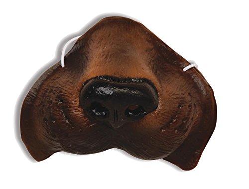 Forum Novelties Nose-Dog, Brown