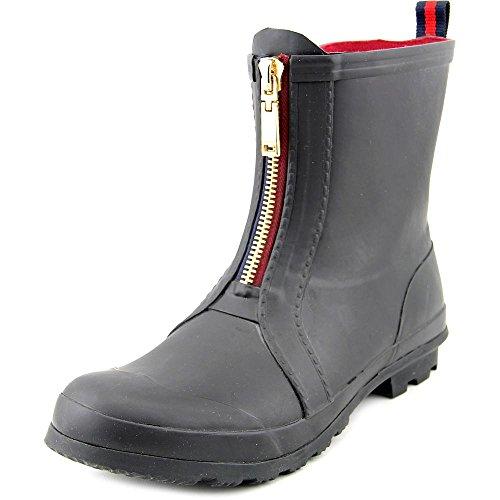 Tommy Hilfiger Women's Ryann Black Boot 10 M (Boots For Women Online)