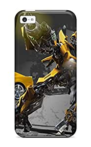 New Bumblebee Skin Case Cover Shatterproof Case For Iphone 5c