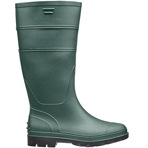 Briers Traditional Boot, Green, Size 5/38 Multi-Colour