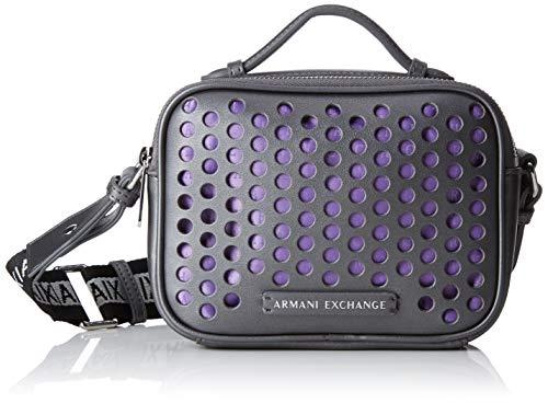 Exchange X 5x7x18 Crossbody BagBorse Small Cmb T H A Armani DonnaGrigiogrey13 Tracolla KcFJl1