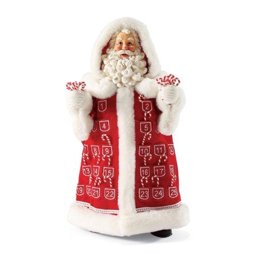Department 56 Possible Dreams Almost Christmas Santa, 14 inch