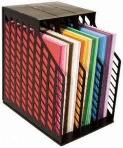 - Storage Studios Easy Access Paper Holder-14.25x9.5x13.5