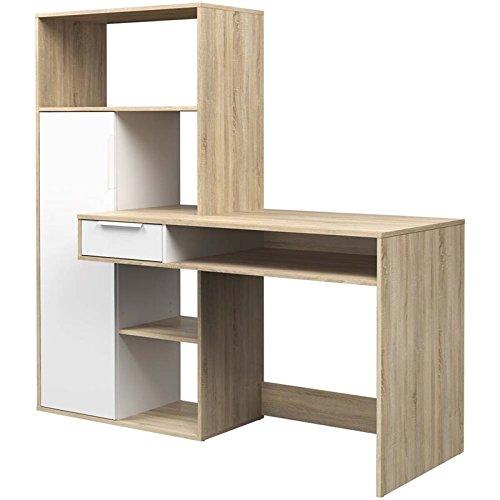 1 Door Desk - 1