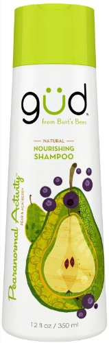 UPC 792850601048, güd Nourishing Shampoo - Pearanormal Activity - 12 oz