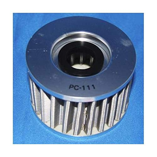 PC Racing FLO Spin On Stainless Steel Oil Filter PC111
