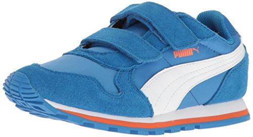 Puma St Runner Nl V Jr Scarpa Francese Blu-puma Bianco