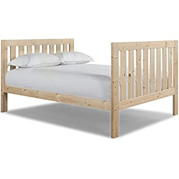 Amazon Com Canwood Lakecrest Full Bed Natural Kitchen Amp Dining