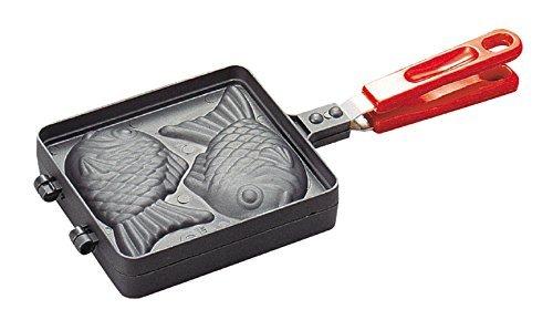 cast iron taiyaki pan - 4