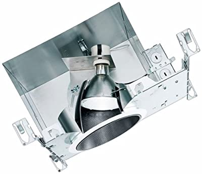 """Halo H645IC, 6"""" Housing All-Slope Ceiling IC Air-Tite 120V Line Voltage, 1-Pack"""