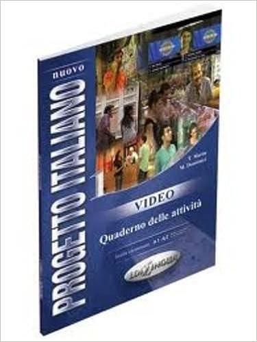 Descarga gratuita Nuovo Progetto Italiano: Quaderno Di Video 1/dvd Epub