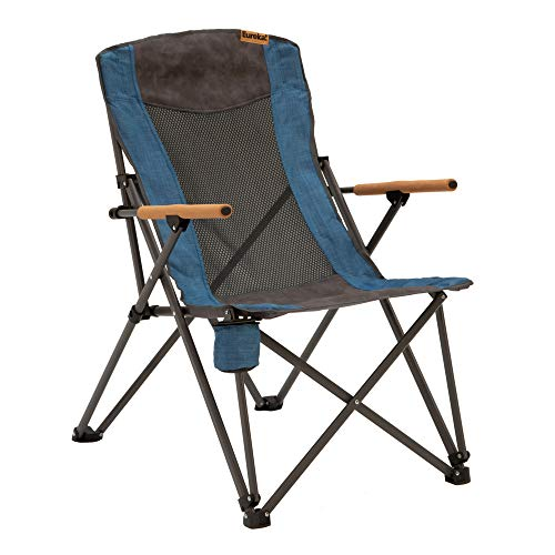 Eureka! Camping Chair, One Size, Blue ()